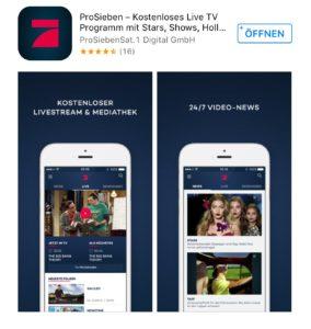 ProSieben-App